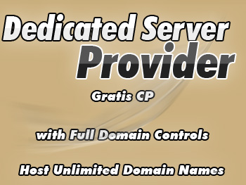 Reasonably priced dedicated server services